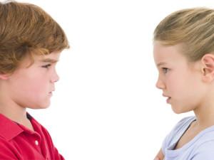 Warum Kinder streiten