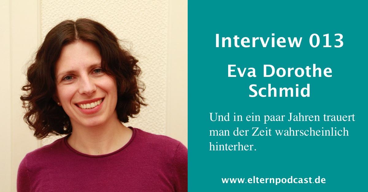 Eva Dorothe Schmid: Attachment Parenting - Kinder kann man